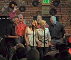the Dill Pickers a capella