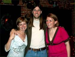 Lolly Lee, Jason Bailey & Kelli Johnson